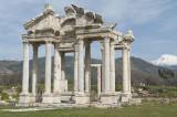 Aphrodisias' Tetrapylon
