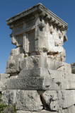 Pillar tomb
