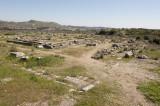 Aspendos temple