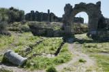 Aspendos Ornamental Arch march 2012 4673.jpg