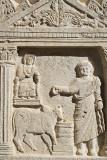 Roman steles