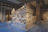 Huge Sidamara sarcophagus