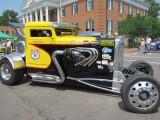 1950 Peterbilt Custom Yellow 600 HP Detroit Diesel