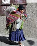 Flower seller