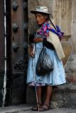 Blind Beggar in Sucre