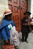 On the Streets in Sucre