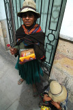 Sucre Candy Seller