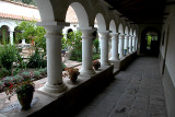 La Recoleta Monastery