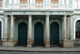 Banco Nacional de Bolivia in Sucre