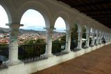 La Recoleta View in Sucre