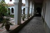 La Recoleta Monastery in Sucre