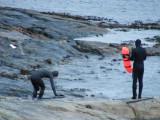 Scuba Divers at Rongesund