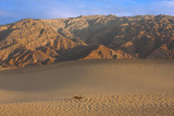 Sand and mountains-Death Valley
