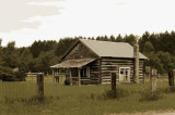 Pioneer Farmhouse