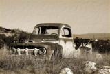 Abandoned Ford Pickup