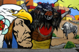 New Mexican Murals