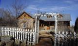 Farmhouse at the Heritage Homestead