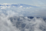 Clouds Over the Sandias