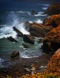 Rocky Moonstone Beach
