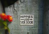 Hippie Warning...