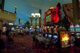 Casino Floor at Paris Hotel