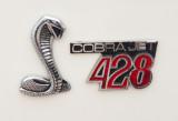 Mustang Cobra 428 badge