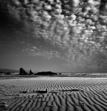 Clouds over Bandon