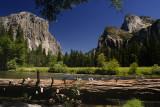 Merced River on Yosemite Valley Floor