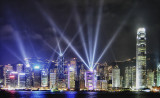 Nightly Laser Light Show