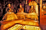Buddhist Icons and Yak Butter Candles