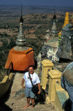 On Mt Popa