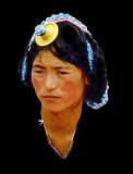 Lhasa Portrait