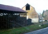 hunter farm barn, almost home