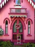 The famous Pink Gingerbread Cottage.JPG