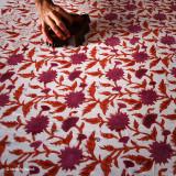 Hand Printing Textile - Jaipur, India