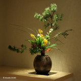 Ikebana, Living Flowers of Japan