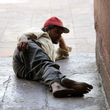 Resting - Agra Fort, Agra, India