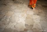 Marble Floor, Taj Mahal | Agra, India