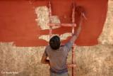 Red Paint | Mathura, India