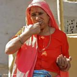 Tooth Brushing - Jaipur, India