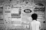 News Board - Delhi, India