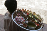 Fast Food Vendor - Agra, India