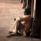 Thoughtful - Agra, India