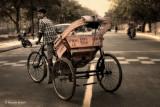 Rickshaw Boy | Delhi, India