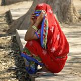 Watching - Agra, India