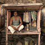 Street Vendor - Jaipur, India