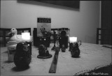 Test scene under room lights