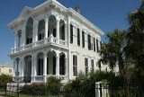 Galveston Island Architecture
