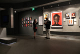 part of the print gallery space