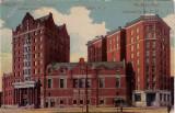 YMCA and Men's Hotel